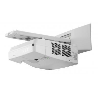 NEC UM301W Projector + Wall Mount Projectors (Business)