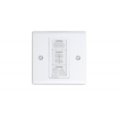 SP Controls Pixie Euro (White) mounting bracket